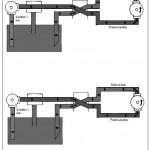 Hydraulic Motor Reversing System